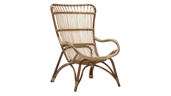 Fotoliu Din Rattan Monet Antique