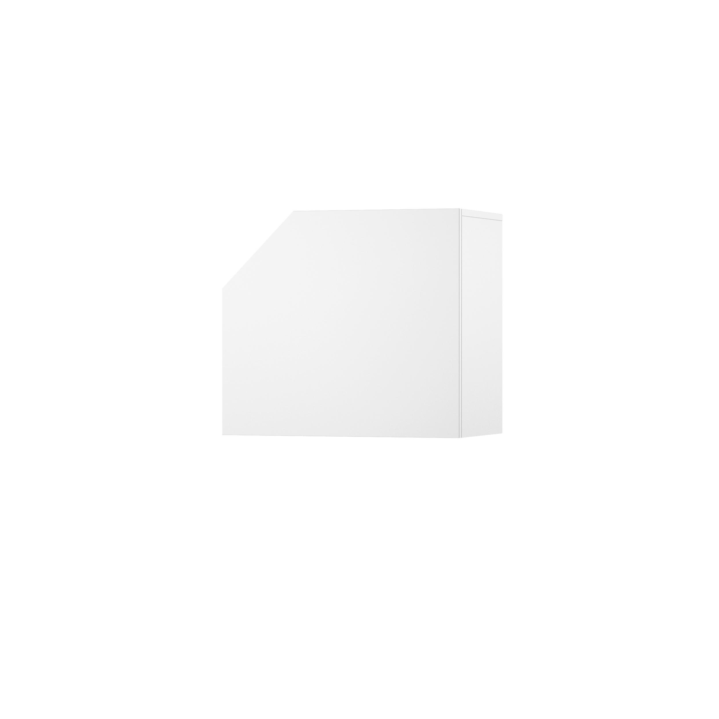 Dulap Modular Nook Left White  L65xl37xh58 Cm