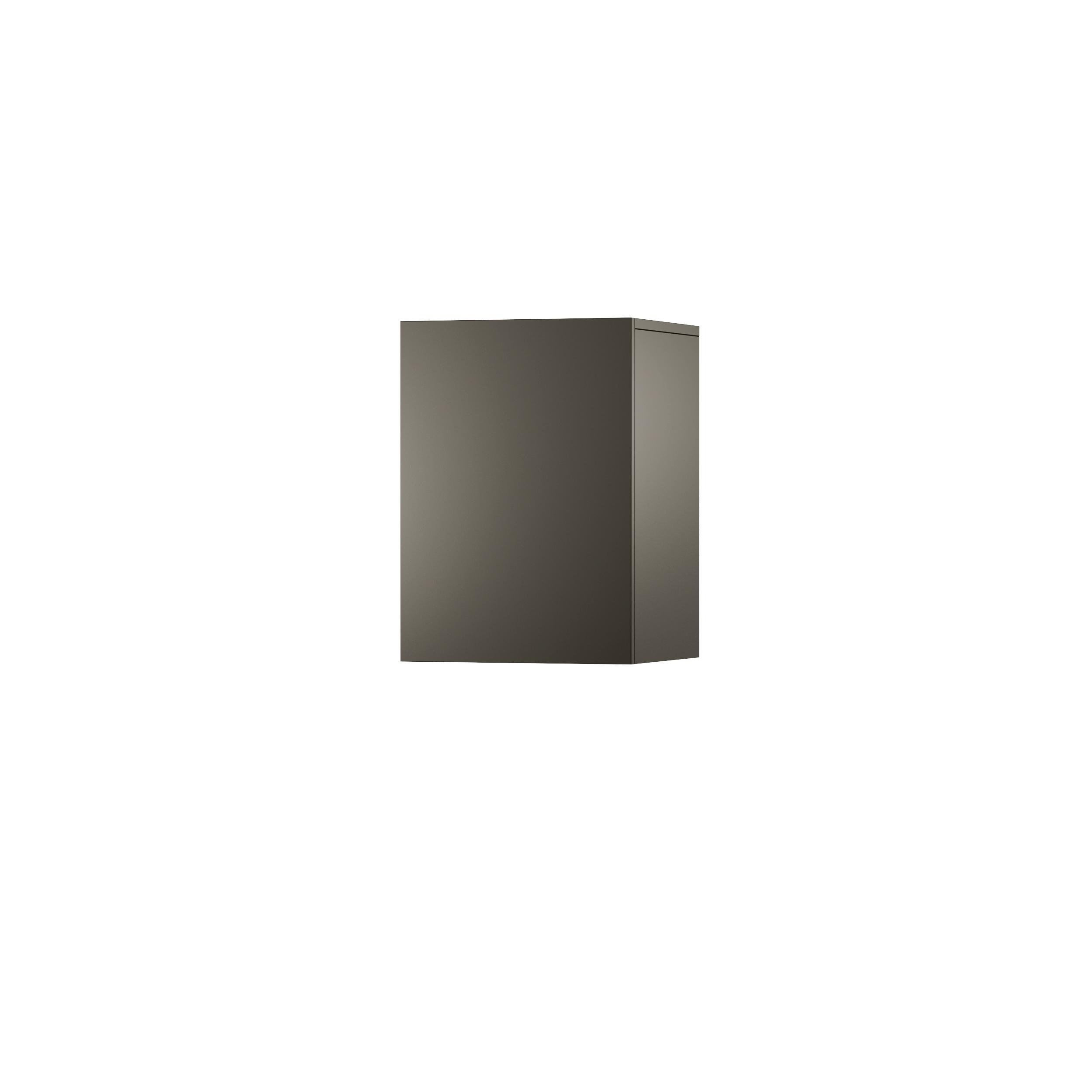 Dulap Modular Nook Narrow Graphite  L42xl37xh58 Cm