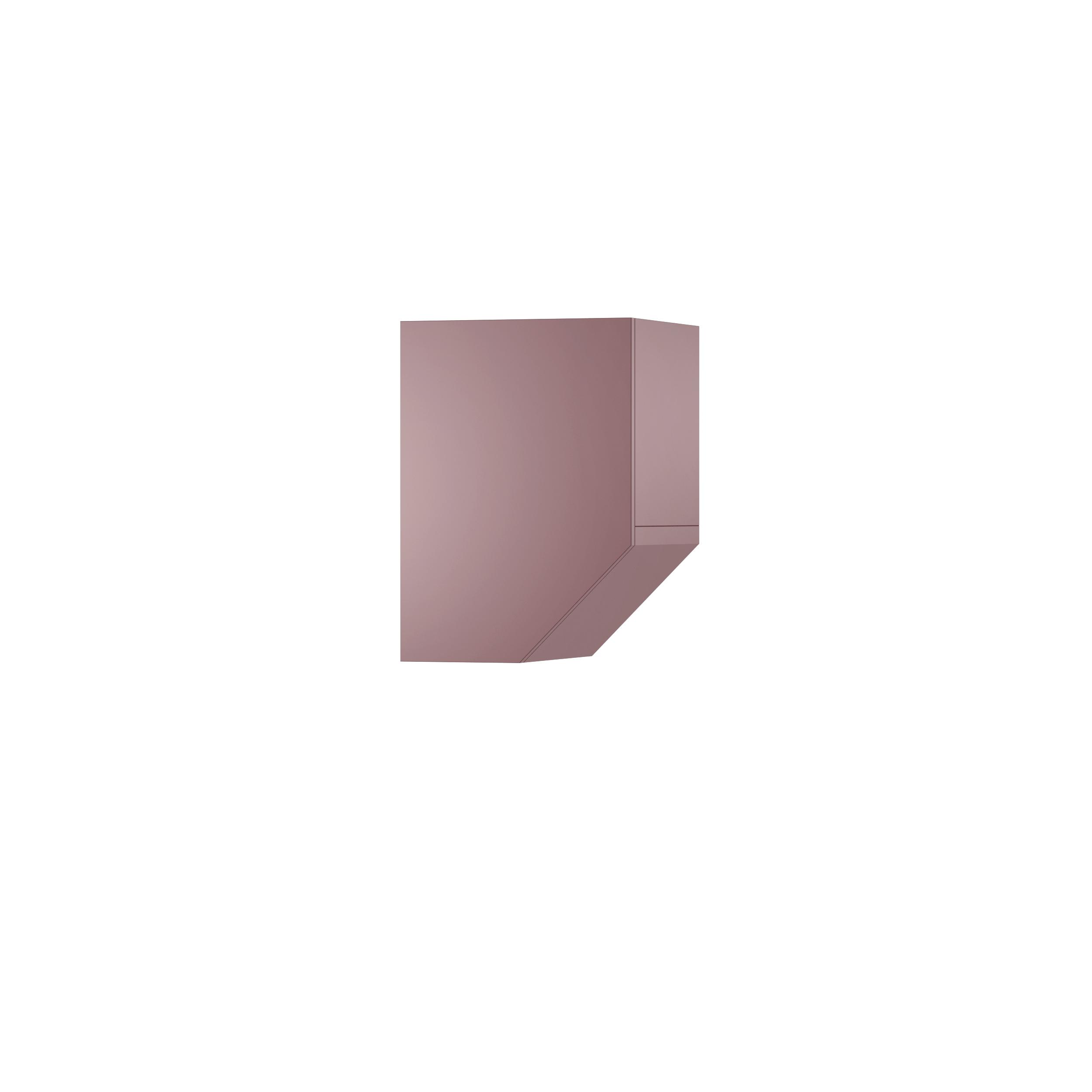 Dulap Modular Nook Right Violet  L42xl37xh58 Cm