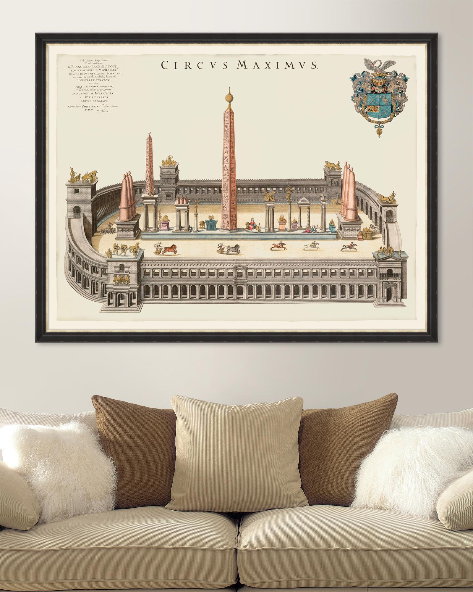 Tablou Framed Art Circus Maximus