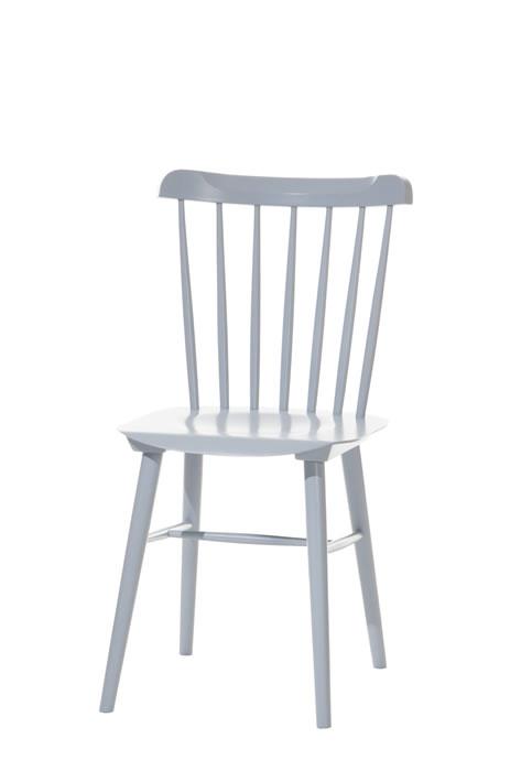 Scaun din lemn de fag Ironica Grey
