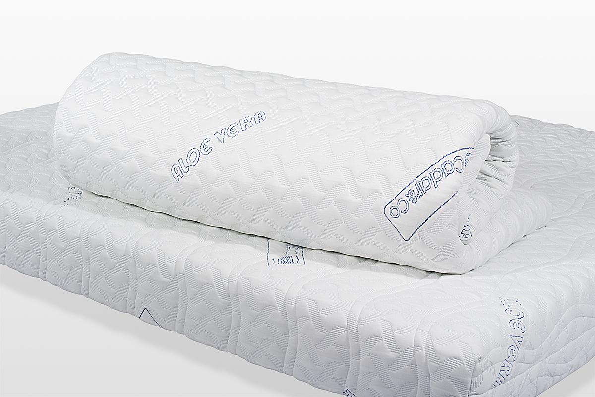 Saltea suplimentara Pillow Top Latex 4 cm Latex