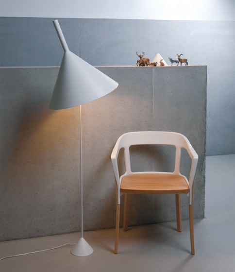 Lampa De Podea Funnel