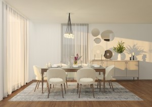 Perfect Dining Room (16.5 m²)