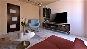 Living Glamour  (18,06 m²)