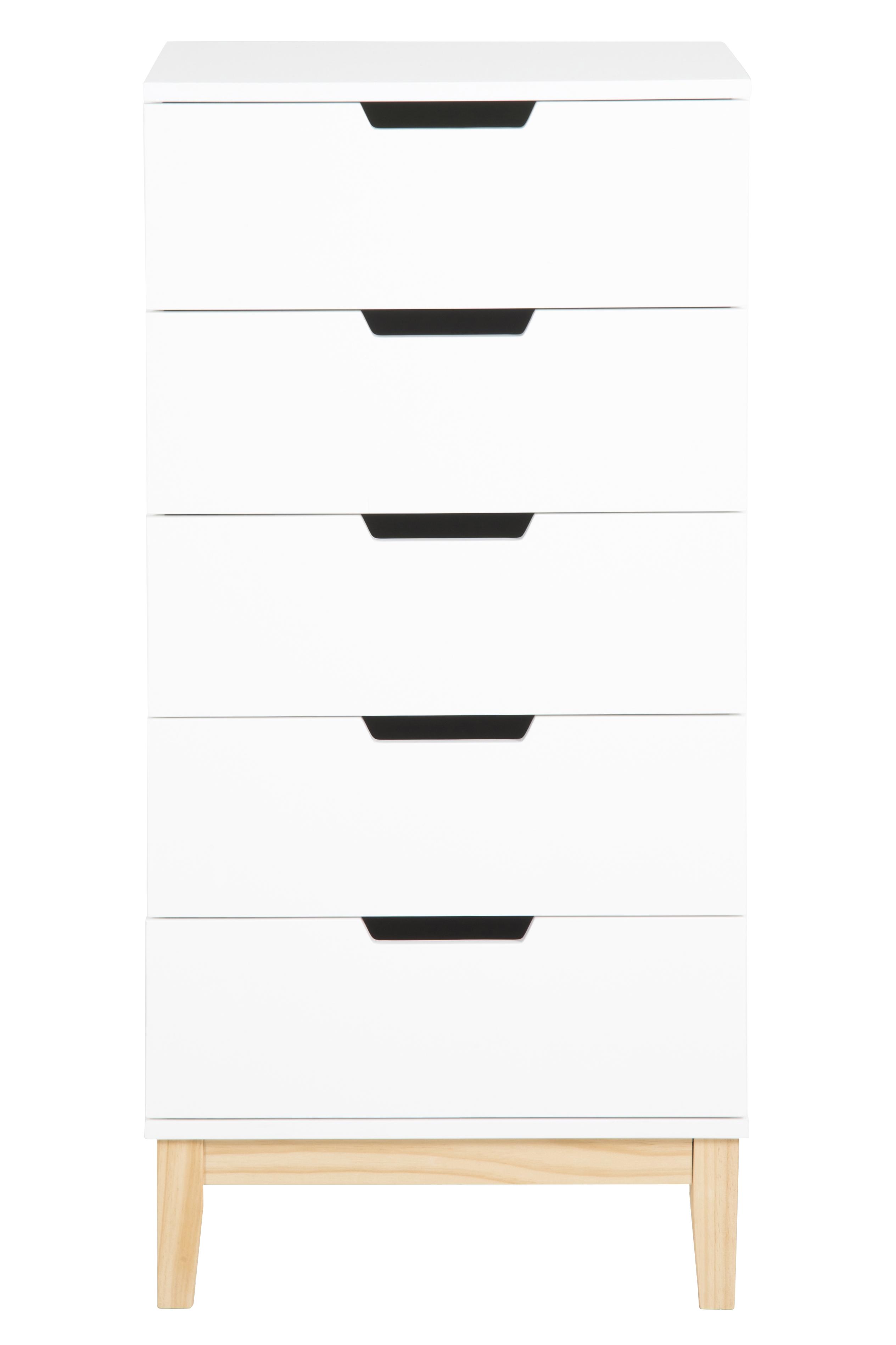 Cabinet cu 5 sertare Nature
