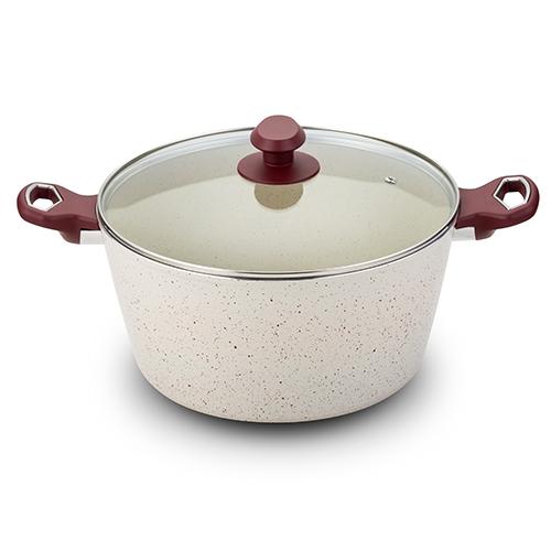 Oala ceramica grosime baza 4 mm, Ø 28 cm Eco Friendly imagine