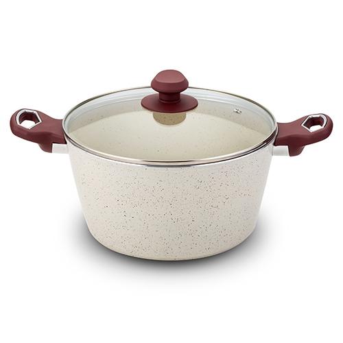 Oala ceramica grosime baza 4 mm, Ø 26 cm Eco Friendly