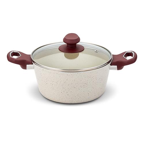 Oala ceramica grosime baza 4 mm, Ø 20 cm Eco Friendly imagine