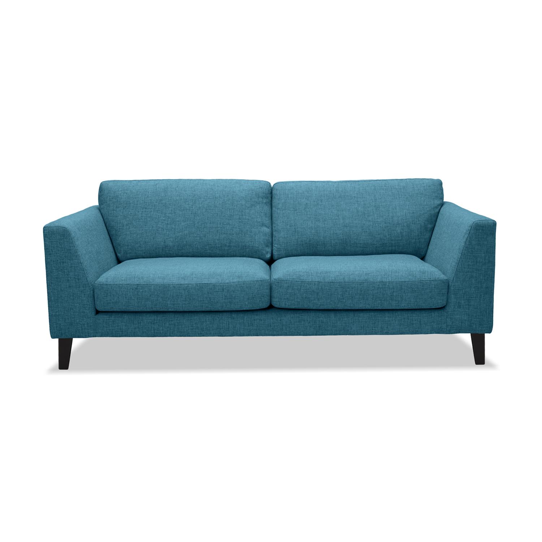 Canapea Fixa 2 locuri Monroe Turquoise