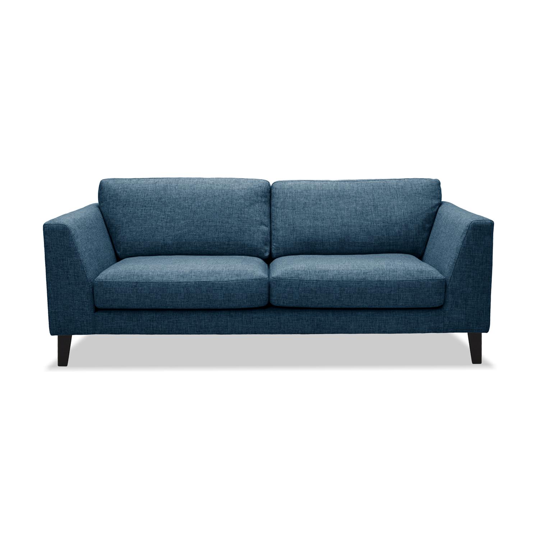 Canapea Fixa 2 locuri Monroe Blue