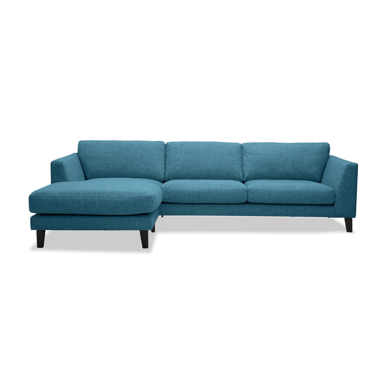 Coltar Fix Monroe Turquoise Left