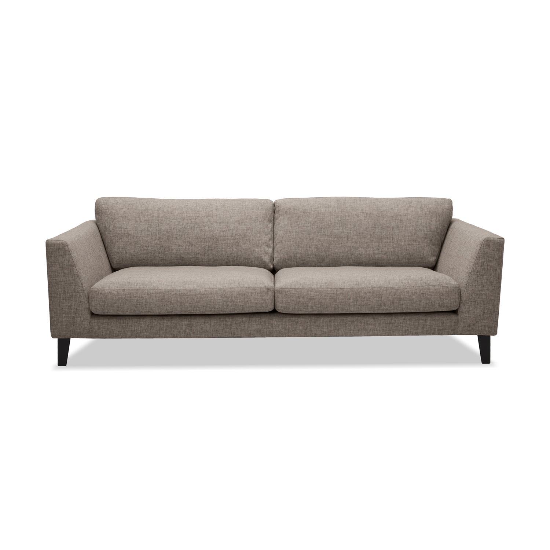 Canapea Fixa 3 locuri Monroe Brown