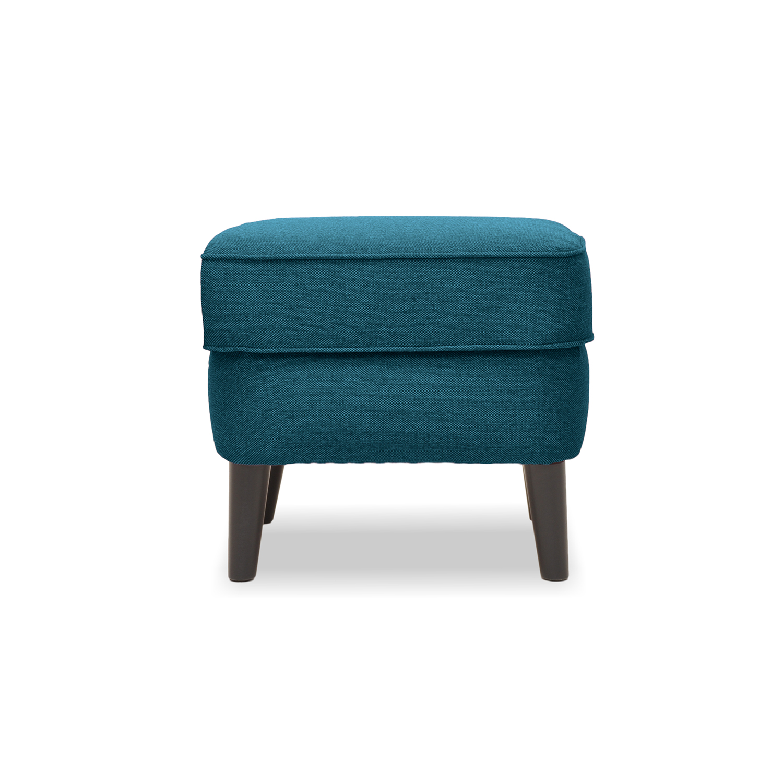 Taburet Fifties Turquoise