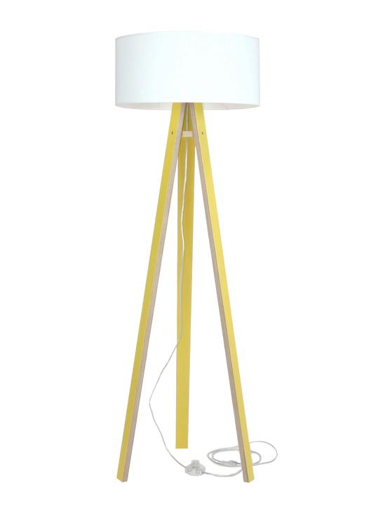 Lampadar Lamp Wanda White Yellow imagine