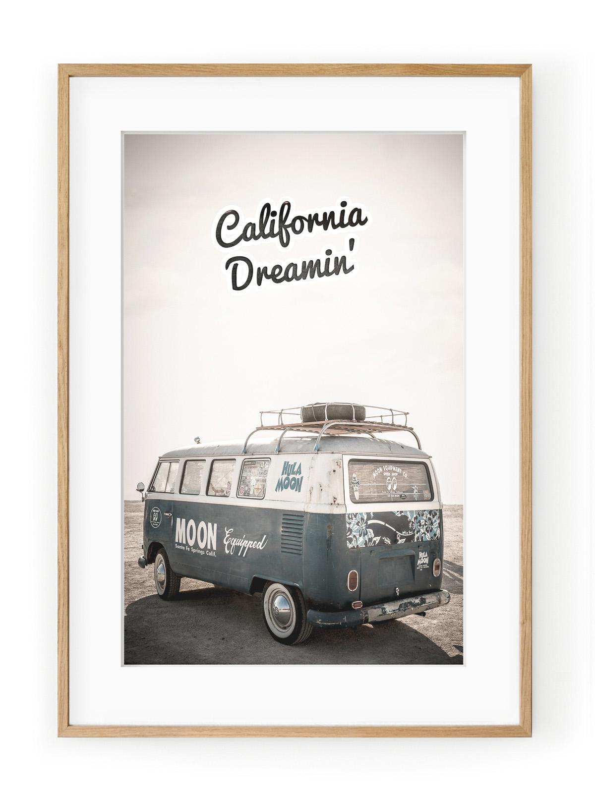 Tablou California Dreamin' Oak