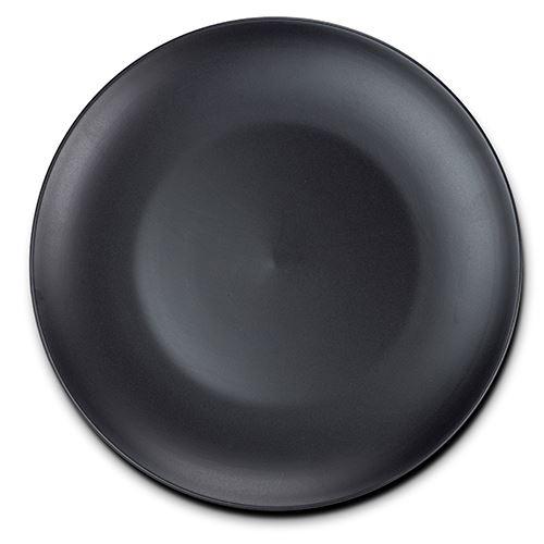 Farfurie ceramica Stoneware Black, 26,5 cm imagine