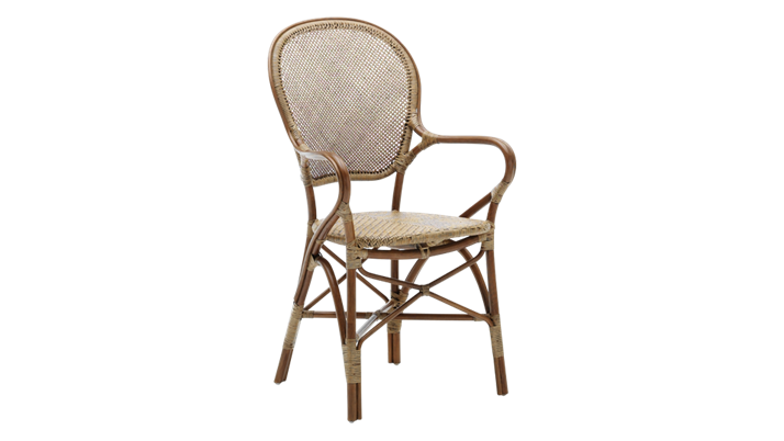 Scaun din rattan Rossini Antique