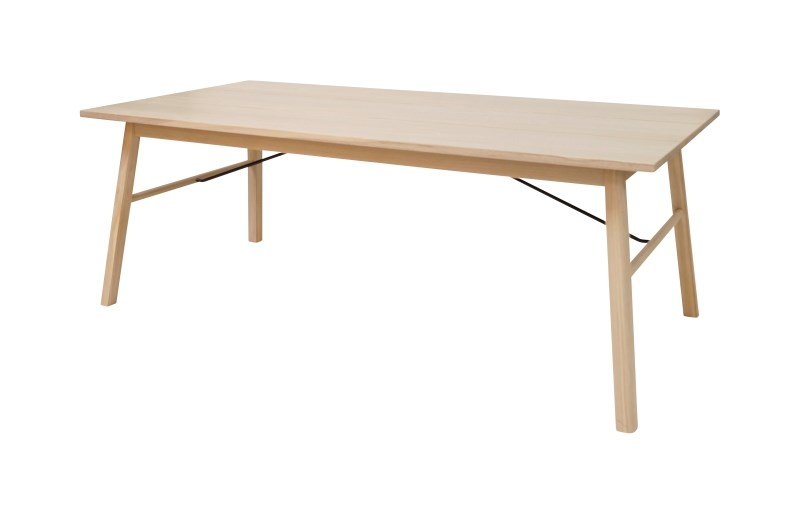 Masa Carver Oak, L200xl100xh75 cm