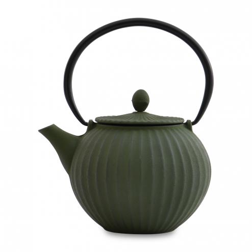 Ceainic de fonta, Green, 1,3 L, Studio Line