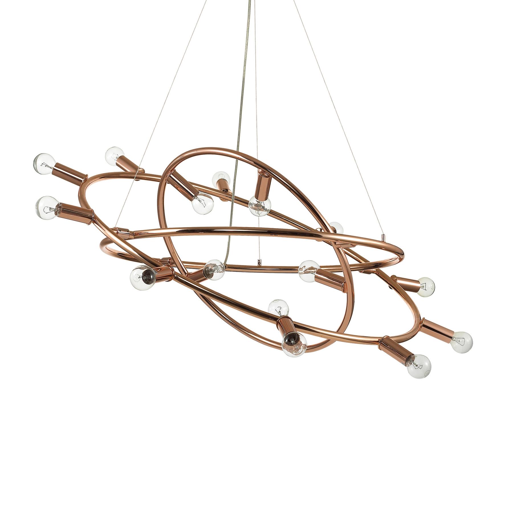 Lustra Cosmo SP15 Copper