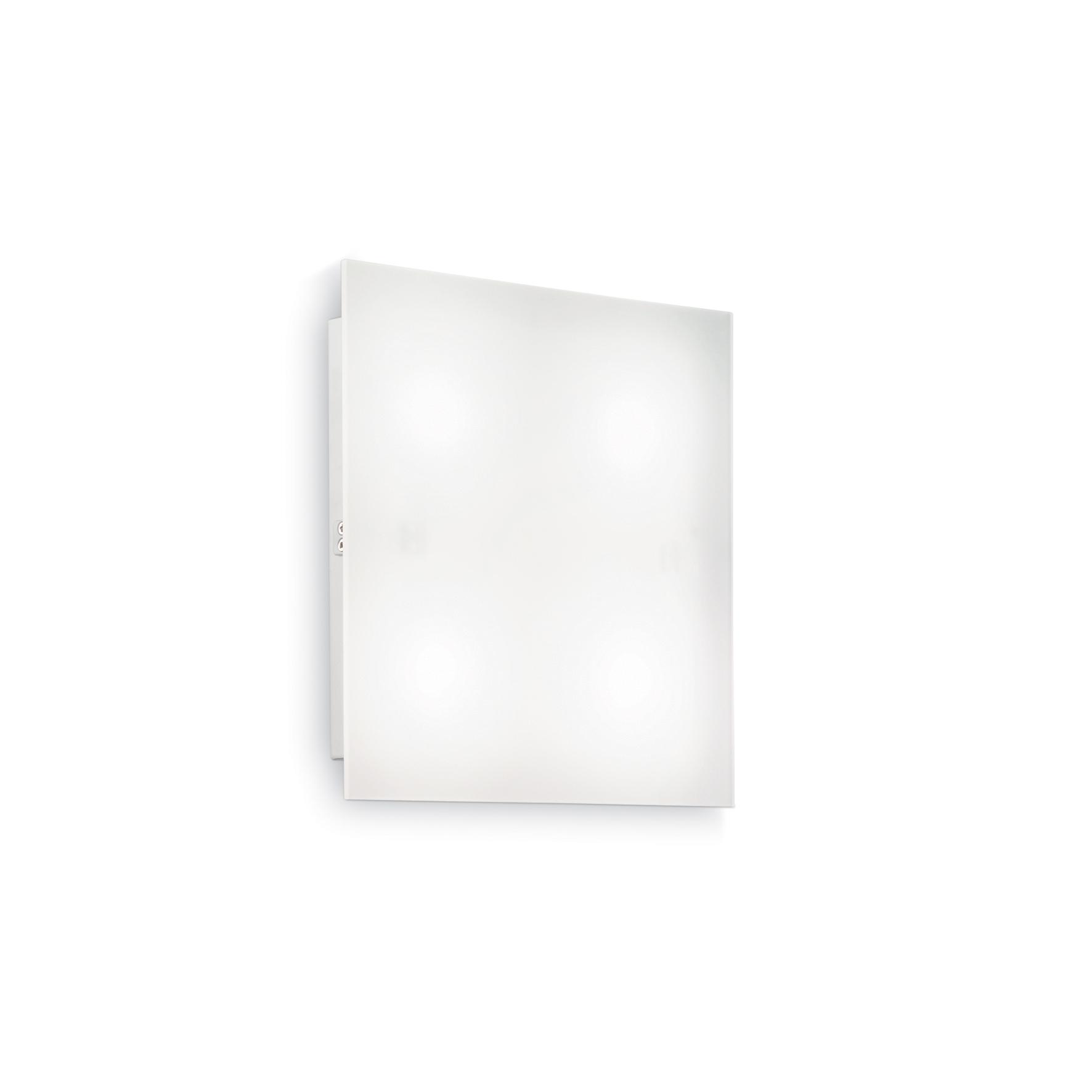 Plafoniera Flat PL1 D20 White