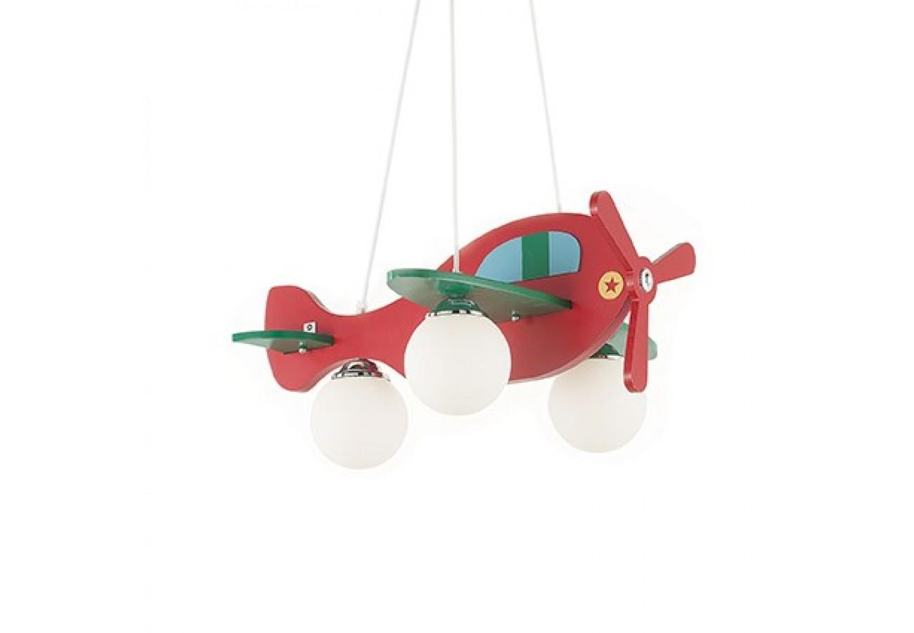 Lustra Avion Red
