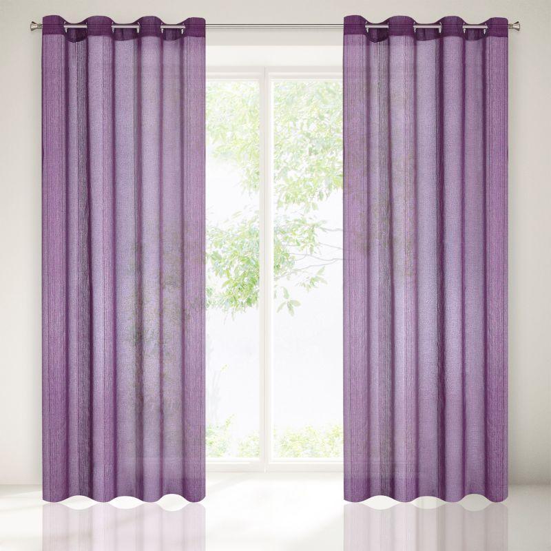 Perdea Eko 140X250 Violet 1 buc