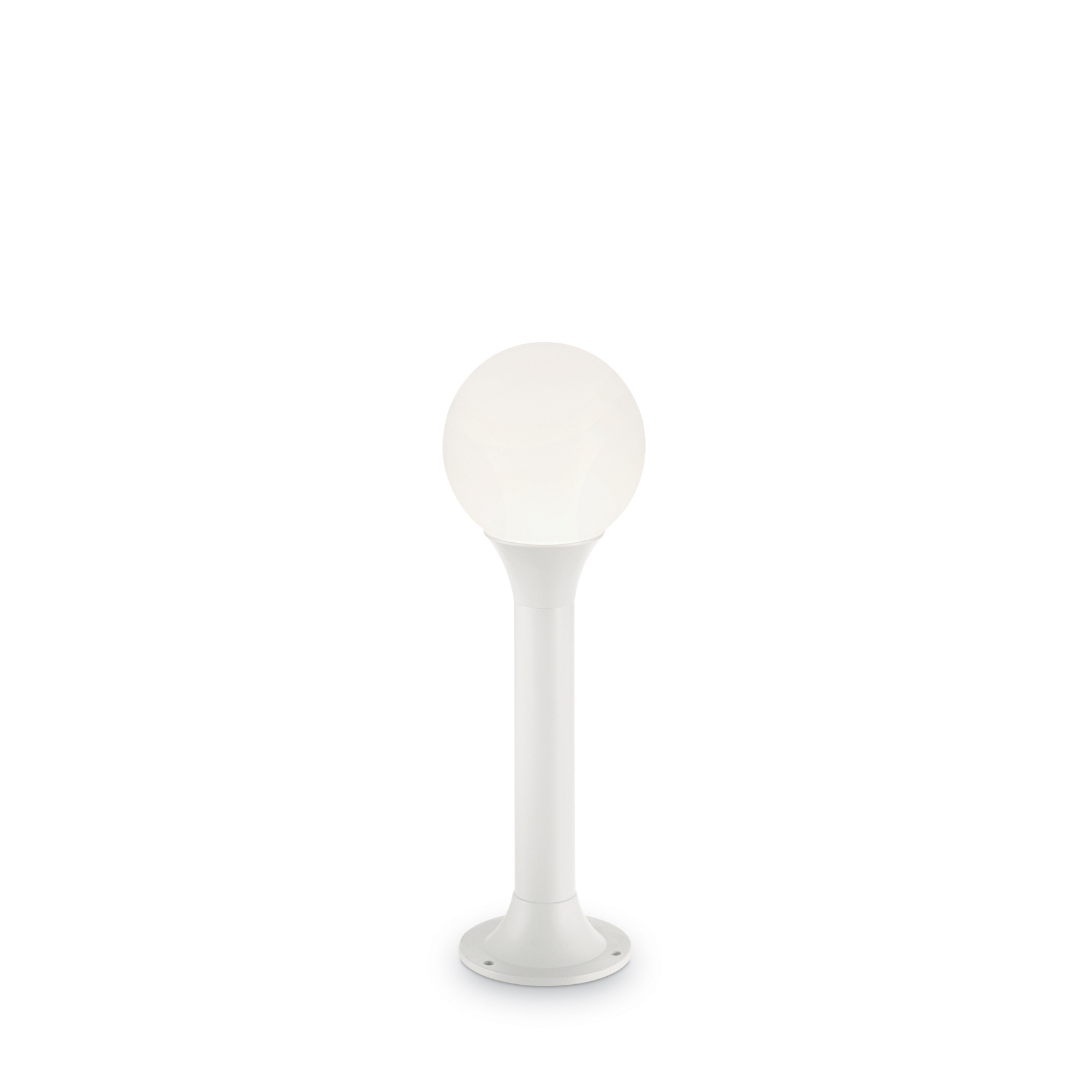 Lampadar Green Small PT1 White