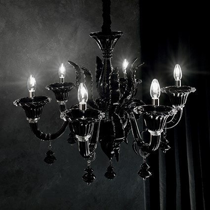 Candelabru Radetzky Black Imagine