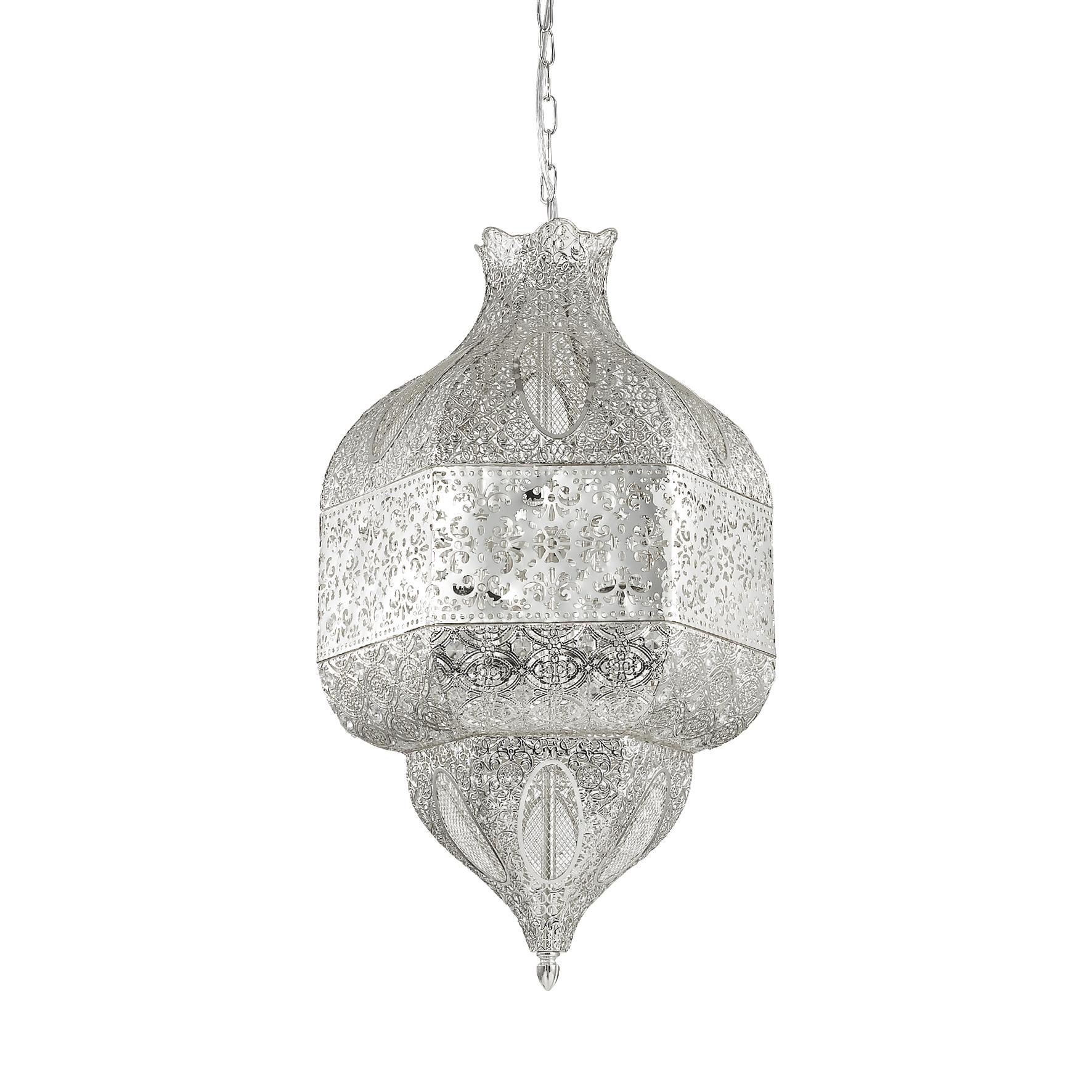 Lustra Nawa-1 SP8 Silver