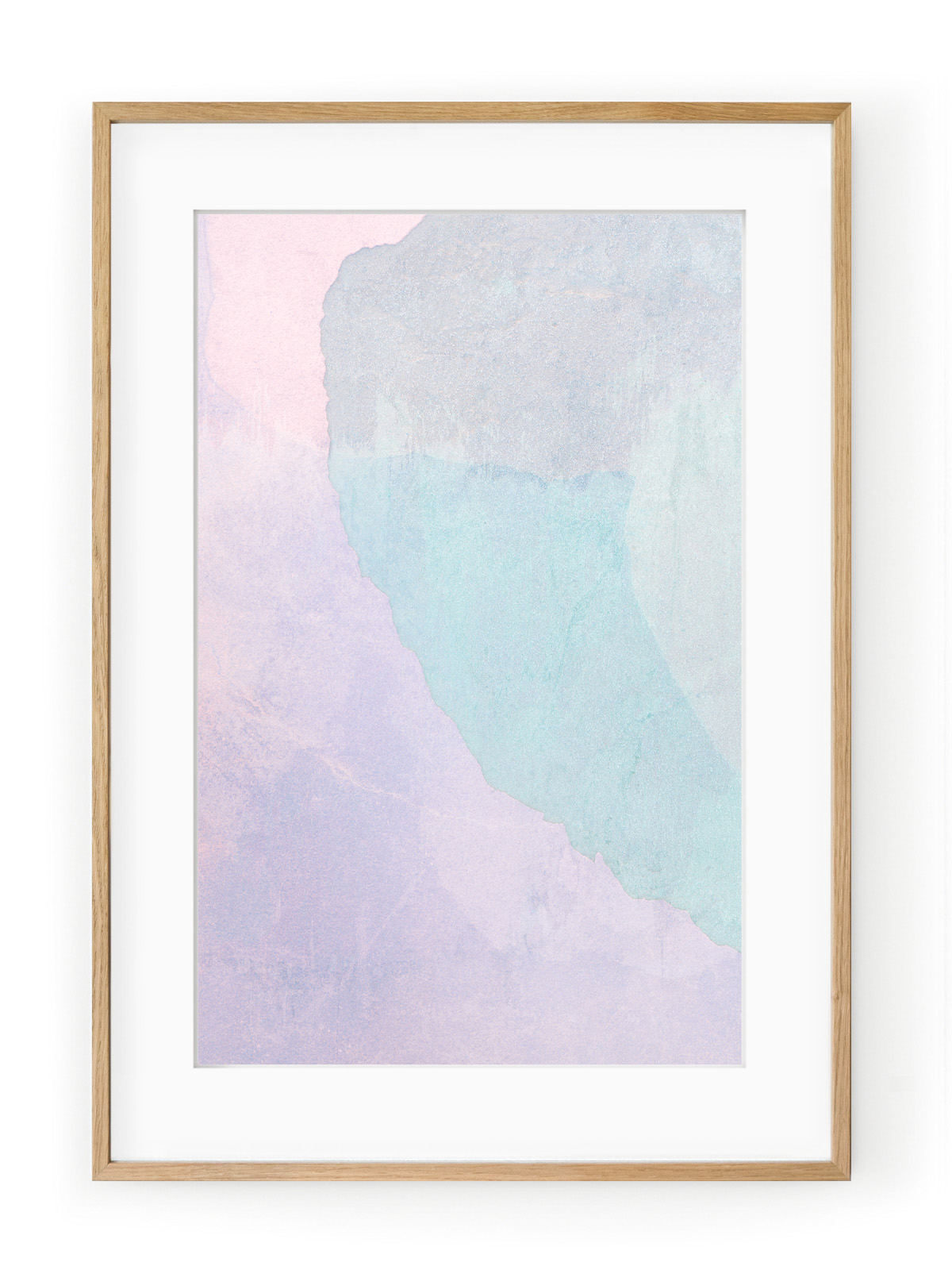 Tablou Violet + Blue Oak
