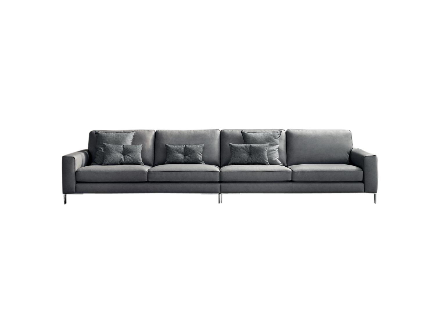 Canapea din piele Russel Double