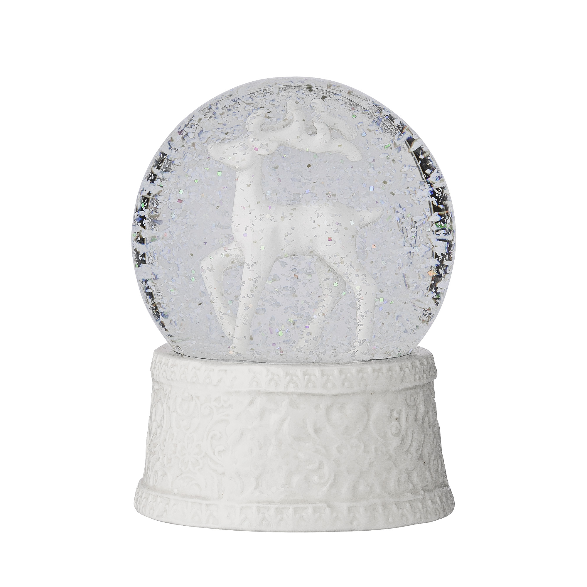 Decoratiune  Snow Globe  O10xH135 cm