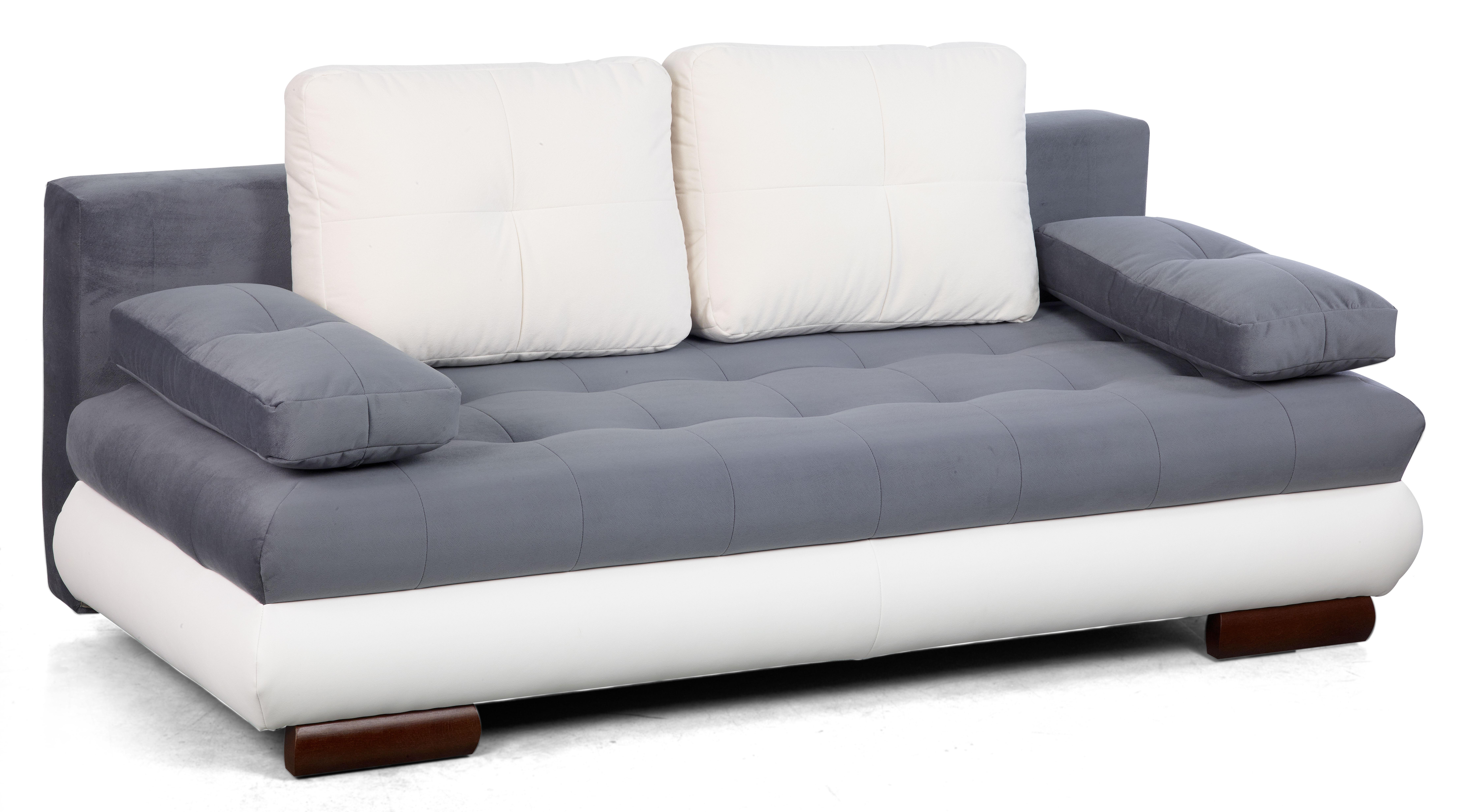 Canapea extensibila 3 locuri Luore Grey