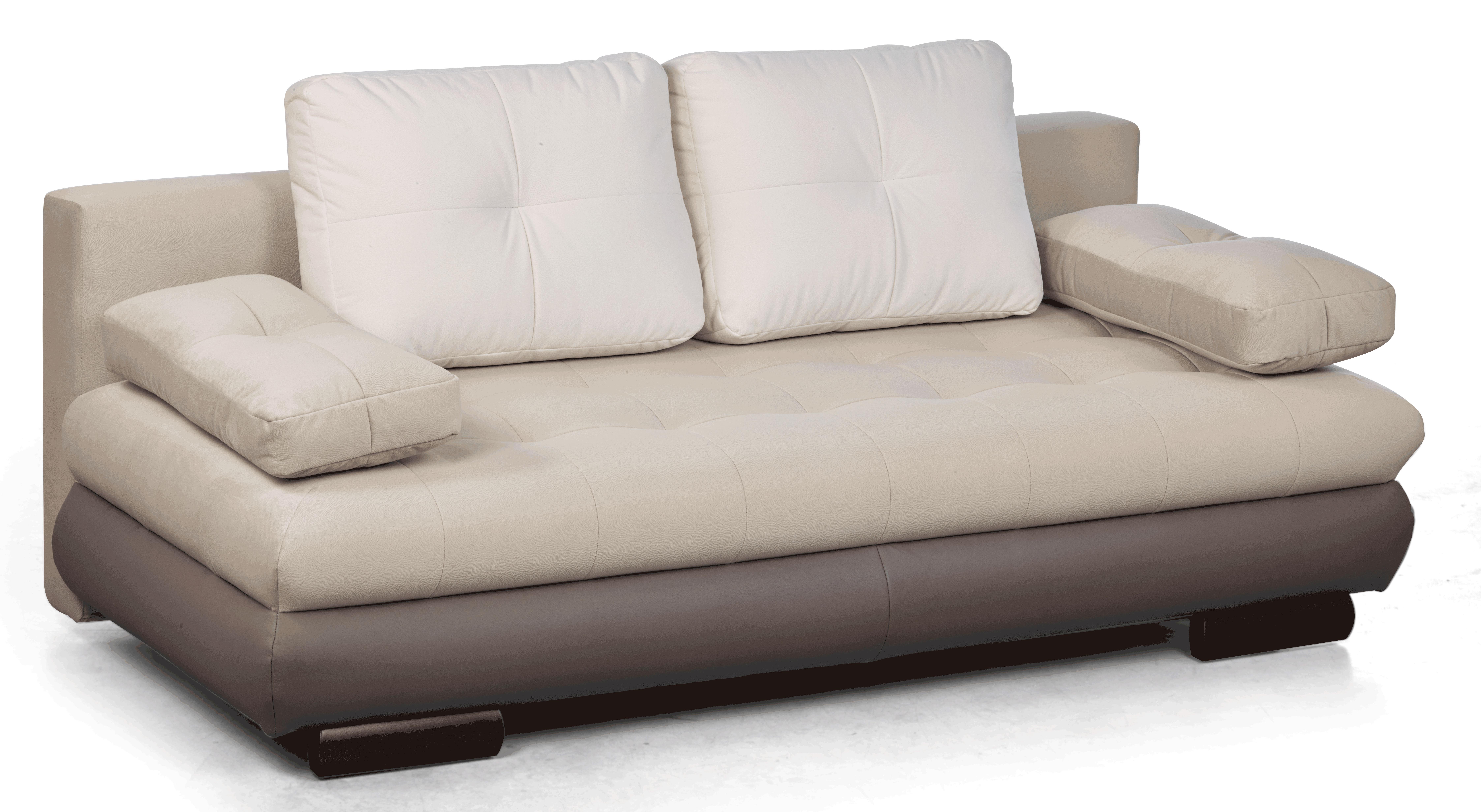 Canapea Extensibila Bej Poza