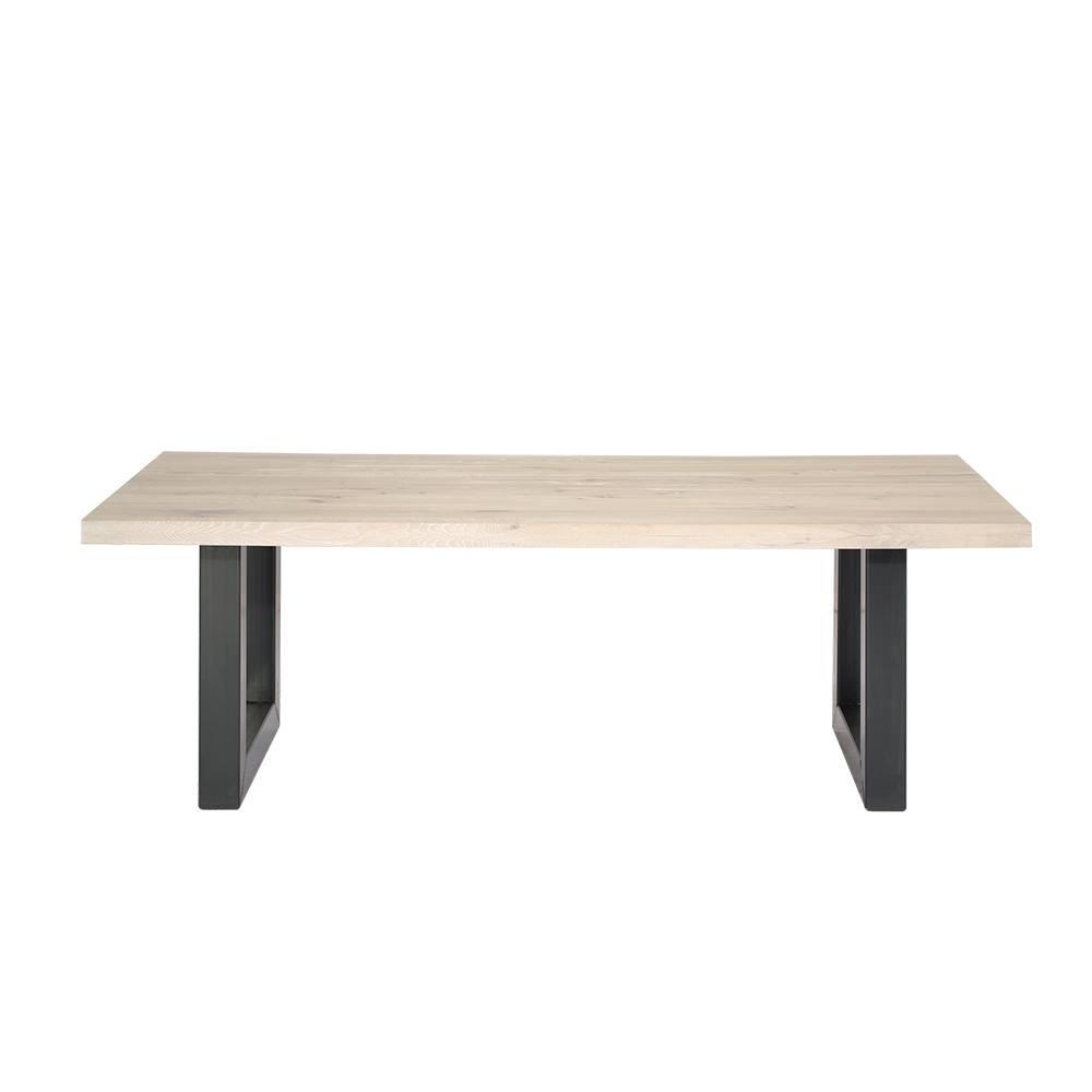 Masa din lemn de stejar salbatic Concept, L240xl100xh76 cm