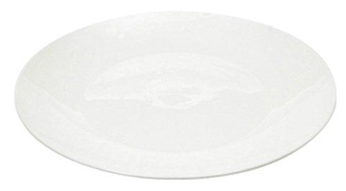 Set 6 Farfurii Cashmere Mansion Dinner Alb, Portelan, l27 cm
