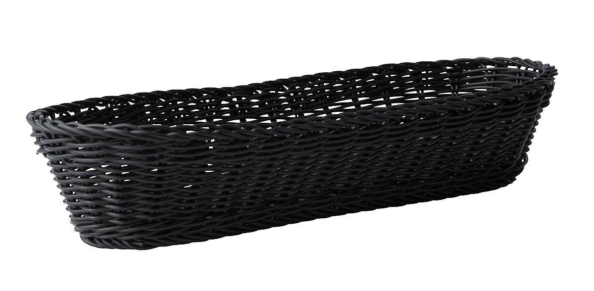 Cos de paine, Black, KJ, 37 cm, 231161