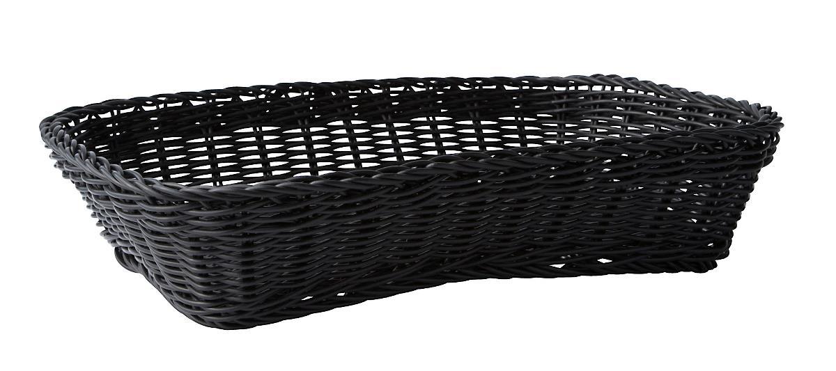 Cos de paine, Black, KJ, 30 cm, 231162