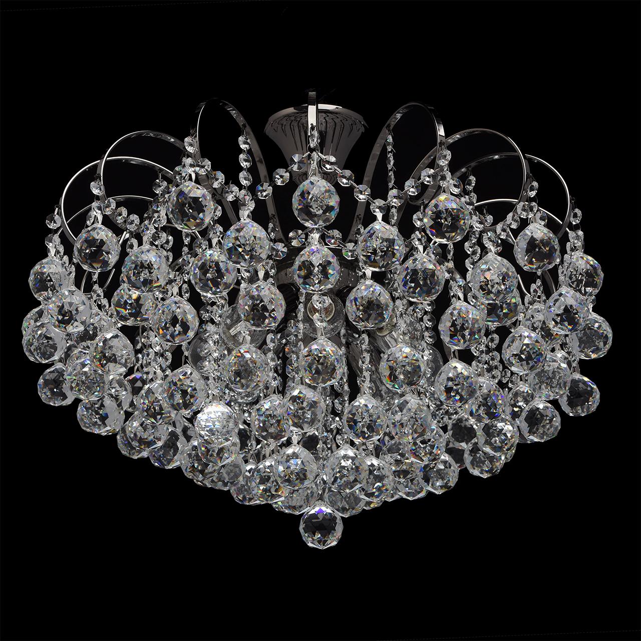 Candelabru Cristal Imagine