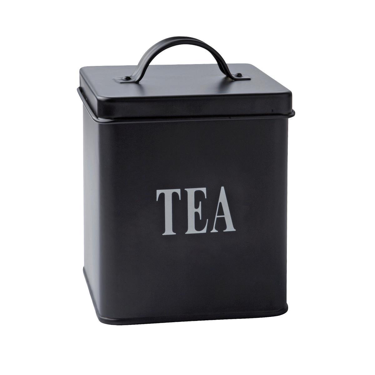 Cutie metalica Tea Black 15 L KJ 232112