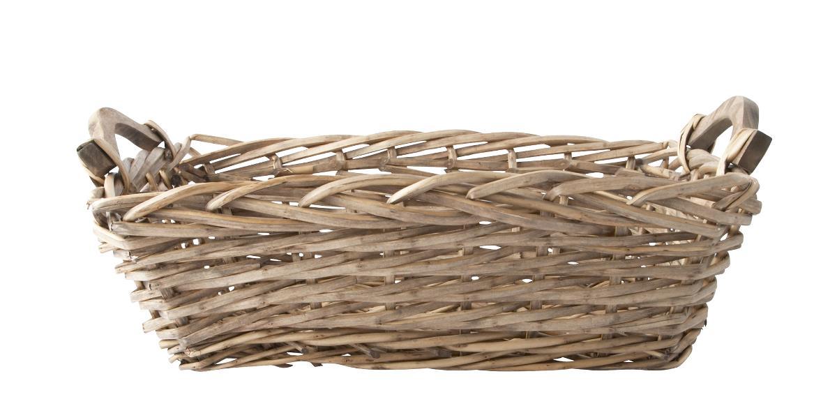 Cos impletit, Villa Collection, Brown, 49 cm, 242141