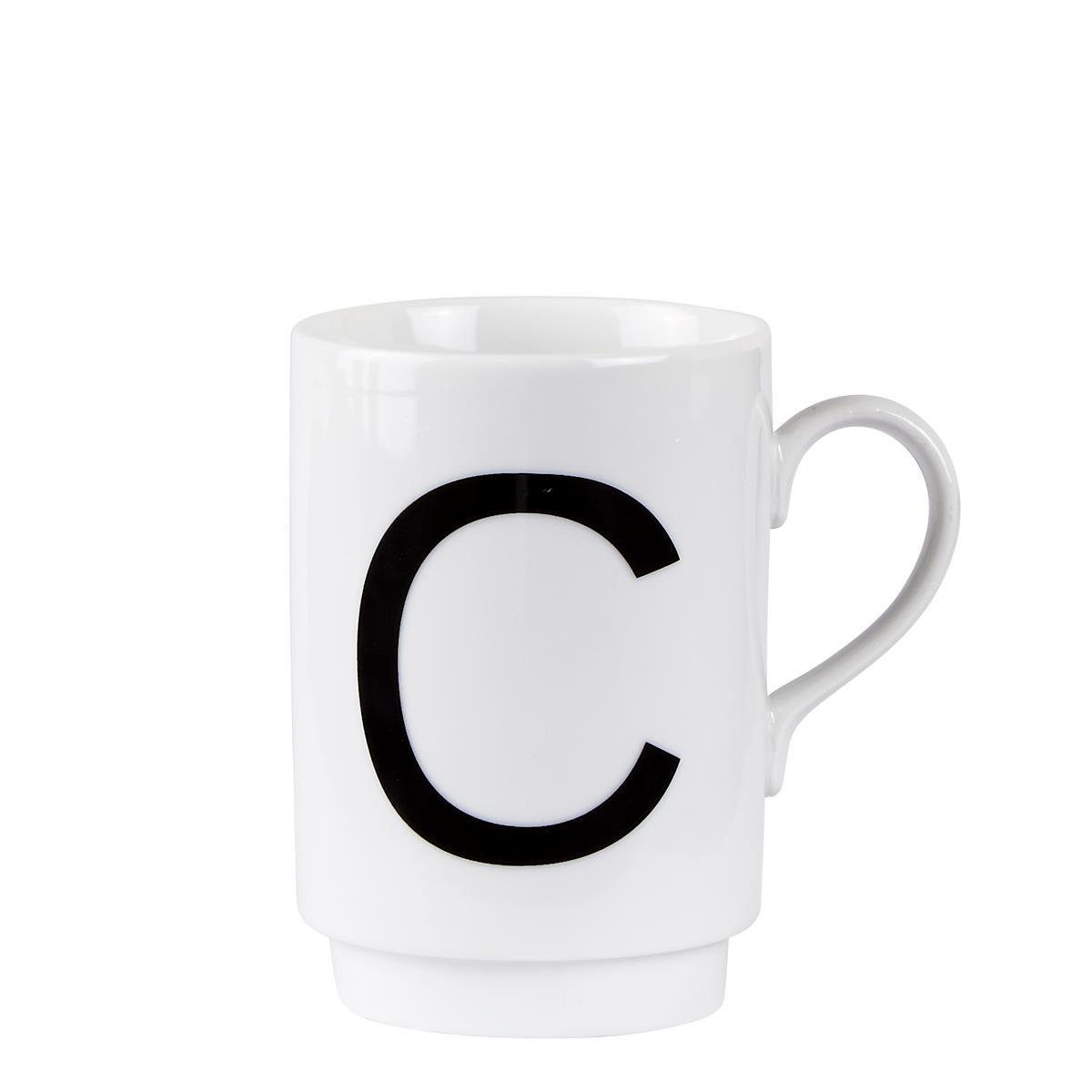 Cana Letter C, KJ, 250 ml, 251063 imagine