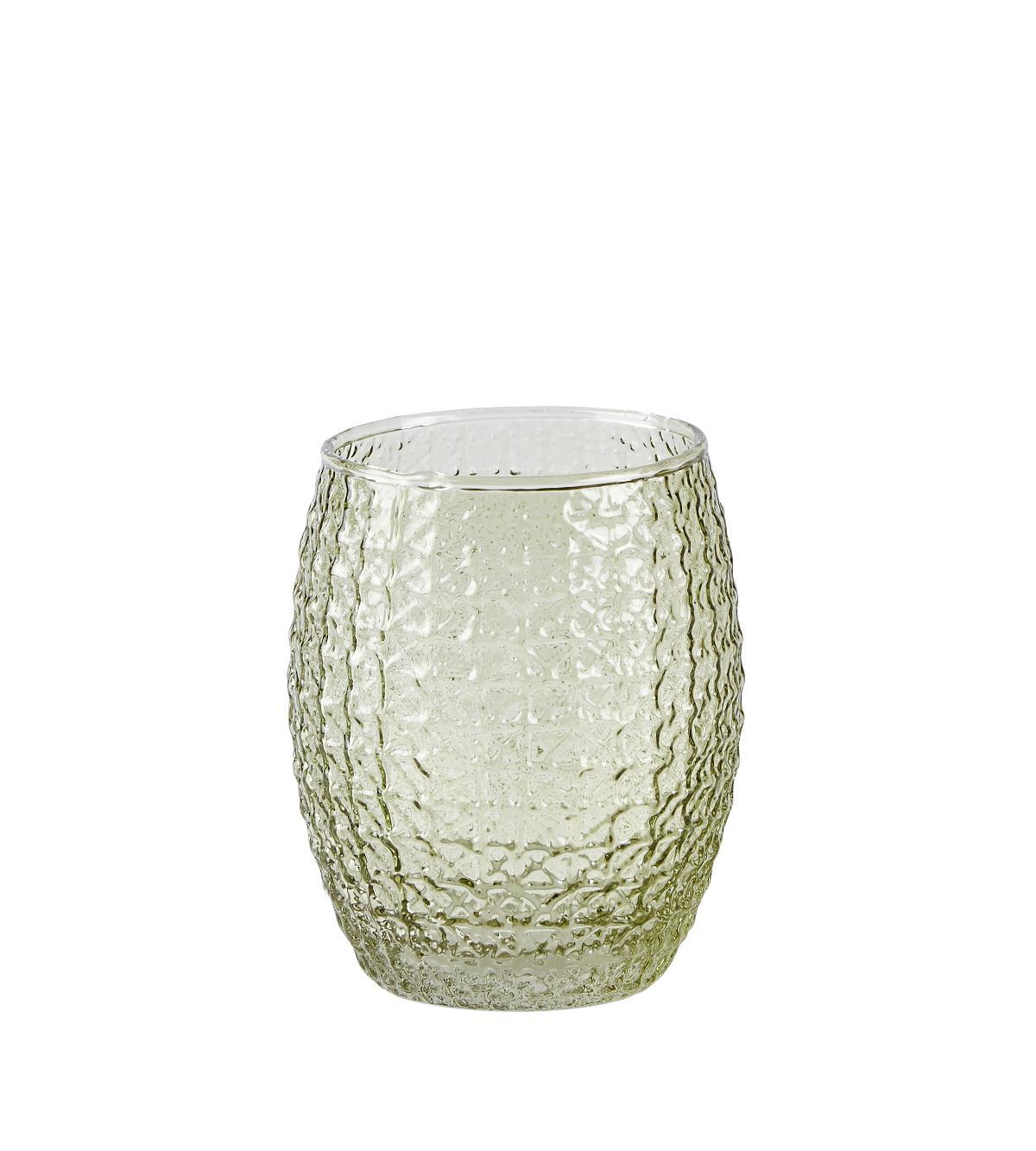 Pahar Whiskey, Villa Collection, Green, 350 ml, 261182