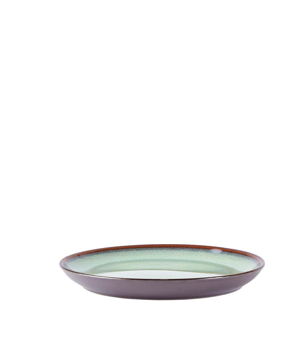 Farfurie Villa Collection, Green, 20 cm, 261212