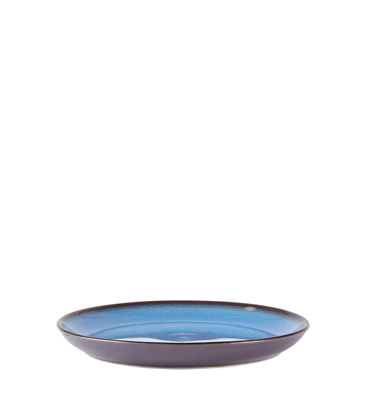 Farfurie Villa Collection, Blue, 20 cm, 261222