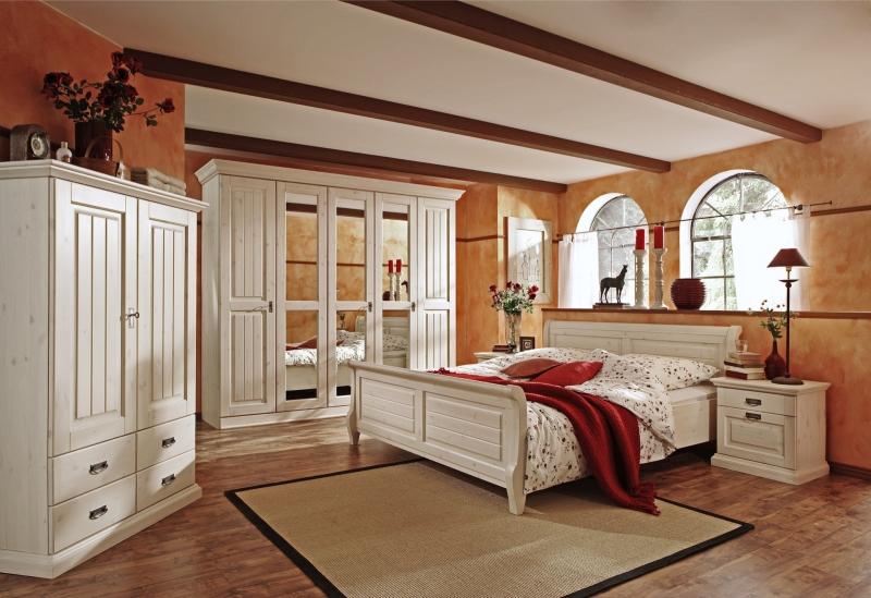 Cabinet din lemn Malta White