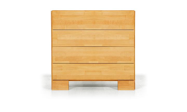Dulap cu sertare din lemn masiv de fag Seti 800 4S